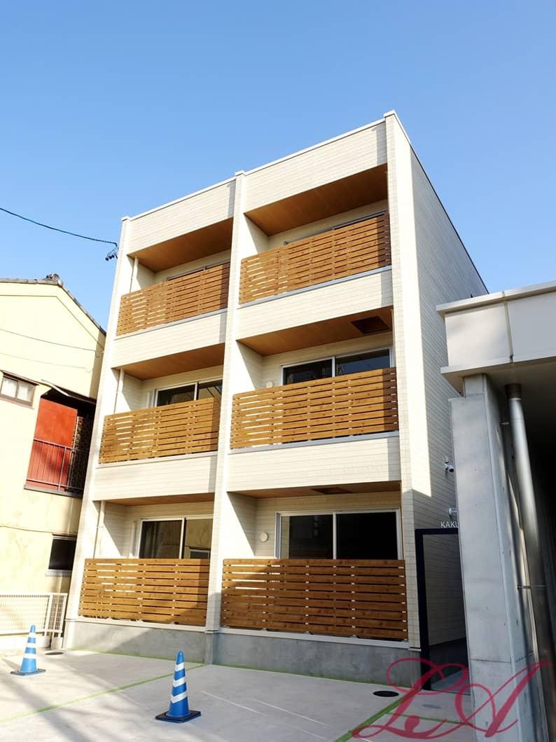 覚王山アパートメント